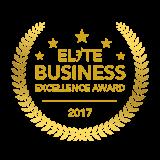 Elite Business Excellence Award 2017