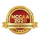 NCCAA Award 2020